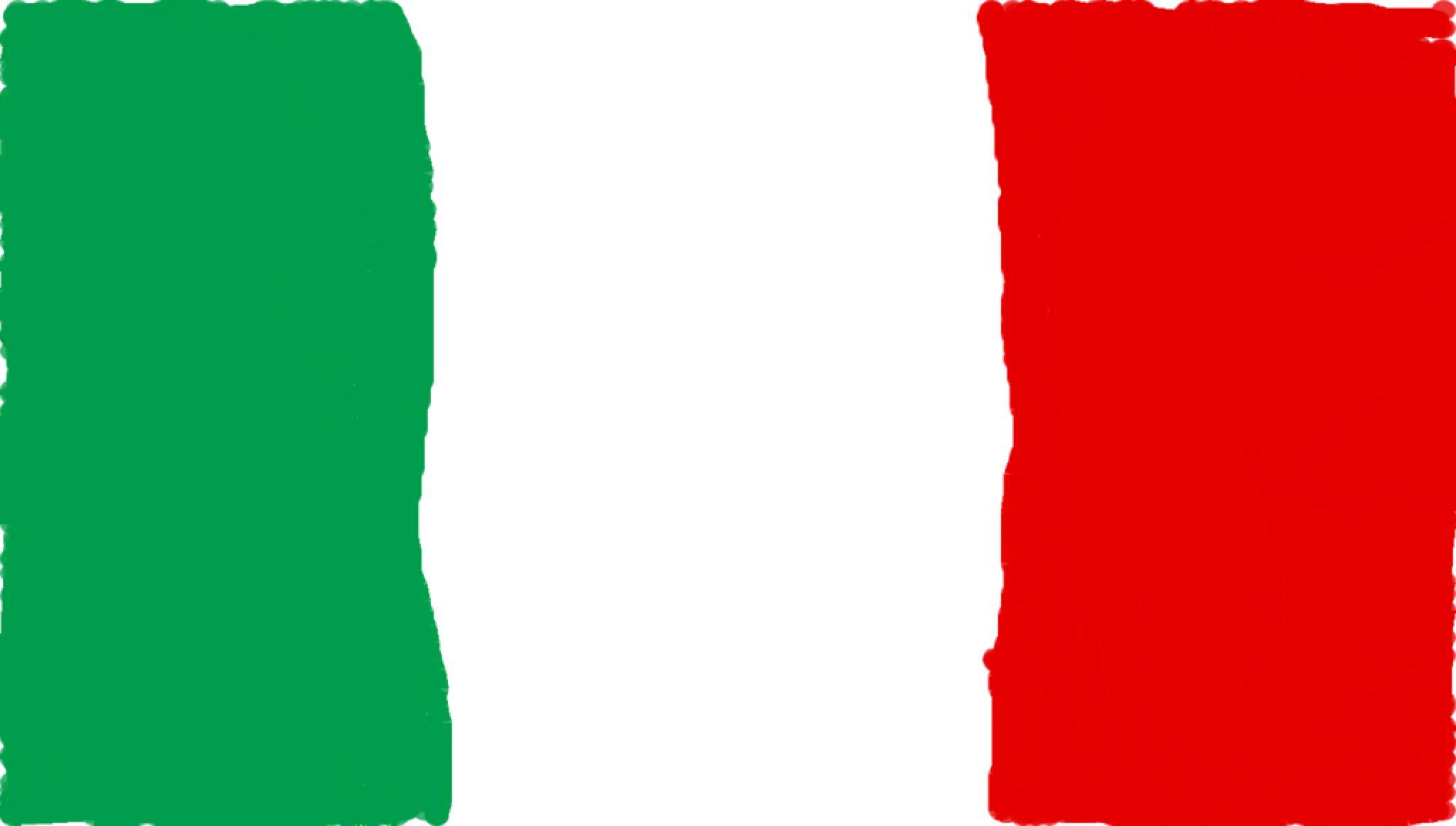 Italian Flag By Tweek123 On Deviantart Italian Flag Italian Italy Flag