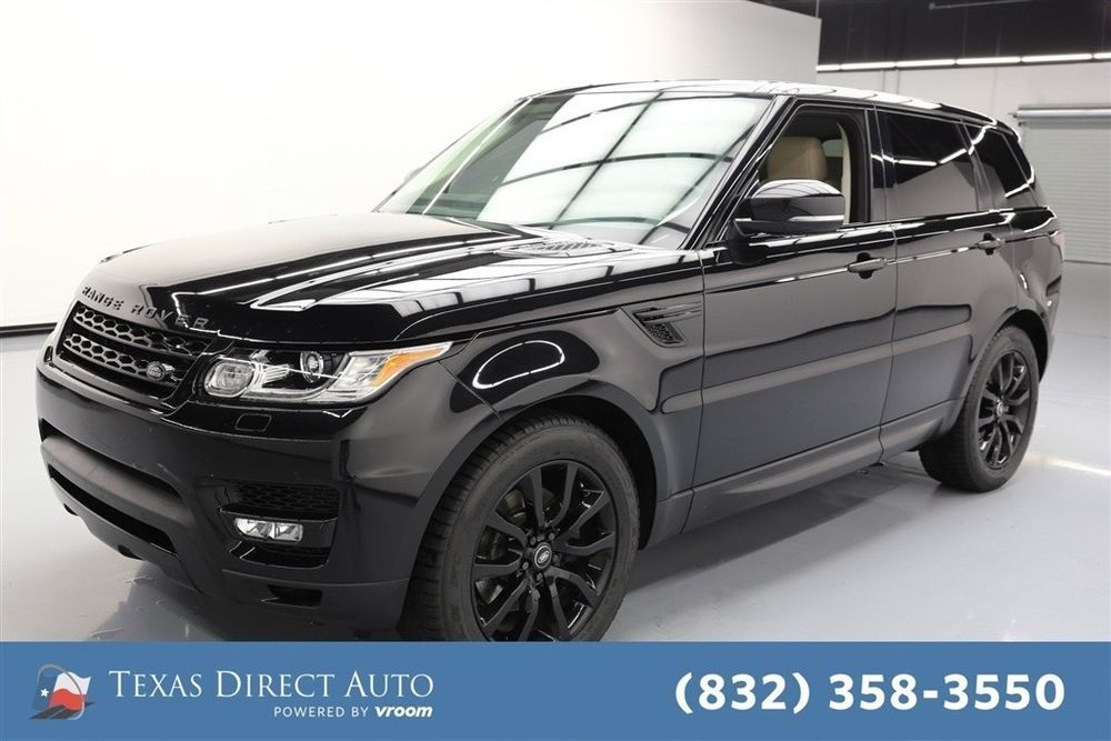 For Sale 2015 Land Rover Range Rover Sport HSE Texas