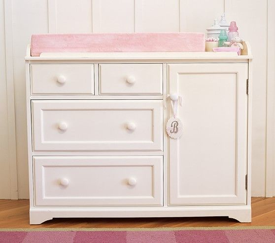 Madison Changing Table Pottery Barn Kids Changing