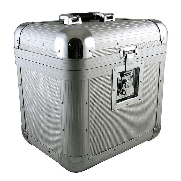 Citronic Cva50 Aluminium Dj 12 Vinyl Record Box Flight Case 50 At Juno Records 41 99 Vinyl Record Box Record Boxes Vinyl Records