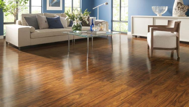 Lowe S Style Selections Laminate Flooring Is A Decent