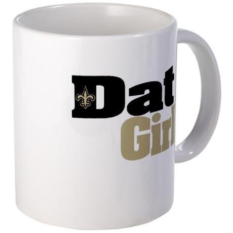 DAT GIRL: Mug