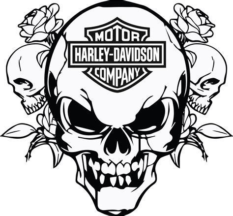 Image Result For Printable Harley Davidson Stencil
