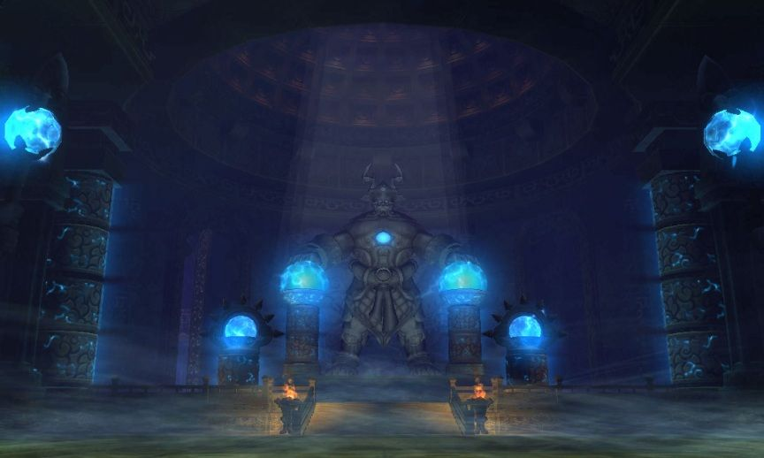 Wow Throne Of Thunder Google Search Game Environment Throne Lamp Post