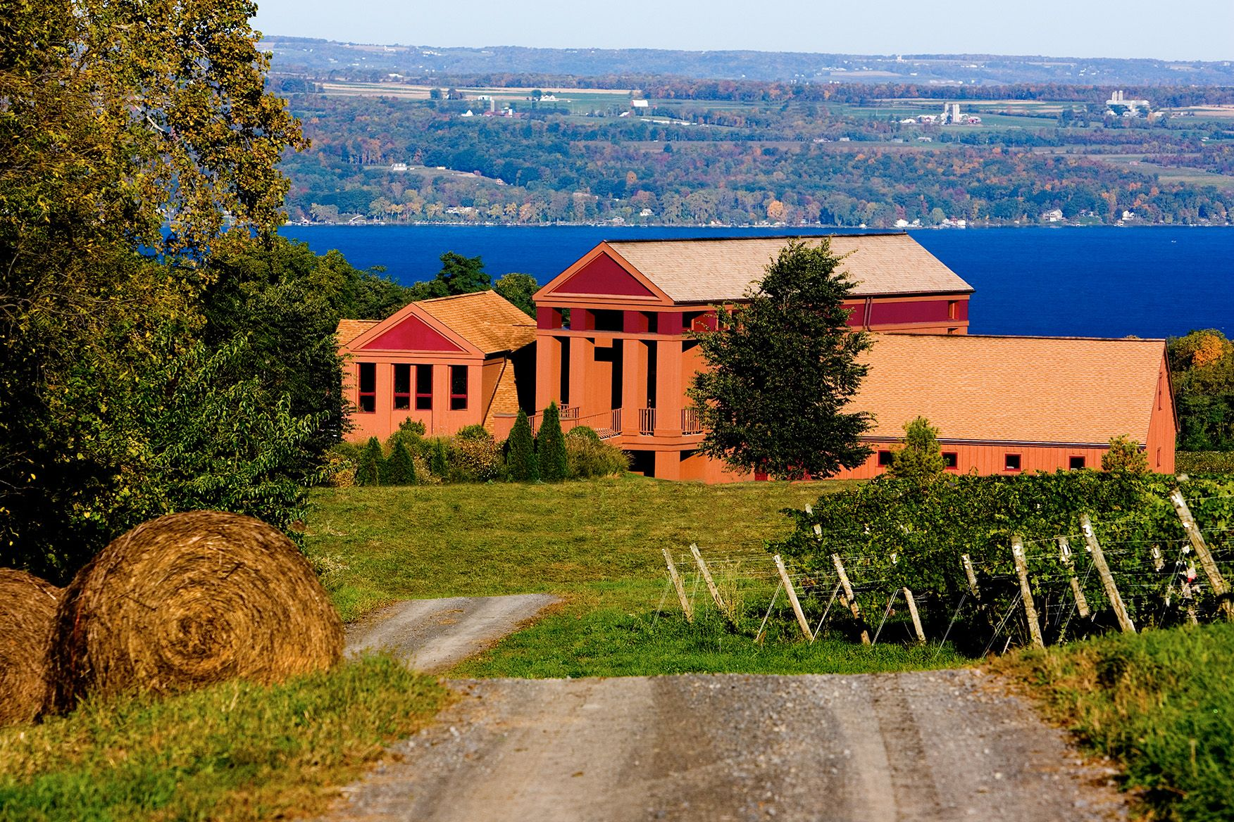 Lamoreaux Landing Wine Cellars is in the Finger Lakes Region New York USA. Three generations of grape growers have tended the vineyards on the shores of ... & Lamoreaux Landing Wine Cellars is in the Finger Lakes Region New ...