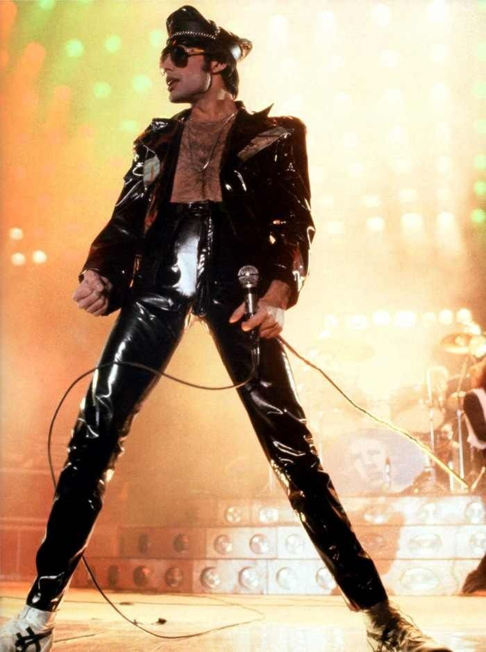 buy online c1f8a 350e9 Reference pic of Freddie Mercury for the costume I made for ...