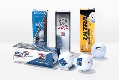 Golfbälle selbst gestalten