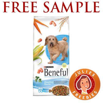 Free Sample Of Beneful Healthy Smile Dog Food Dog Food Recipes