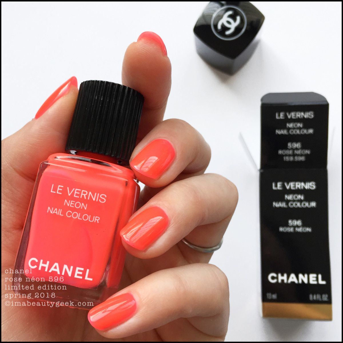 CHANEL LE VERNIS SPRING 2018 SHADES | Nails | Chanel nail polish ...