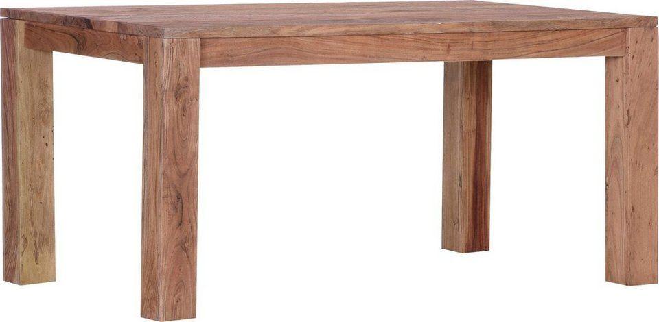 Gutmann Factory Esstisch »Timber«, aus massiver Akazie