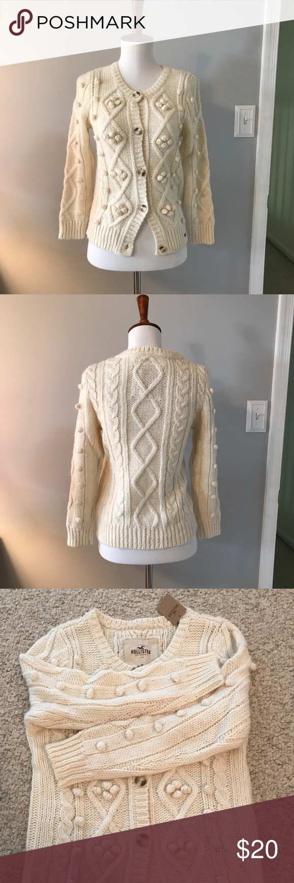 Hollister cardigan *nwt* nwt | Hollister, Customer support and ...