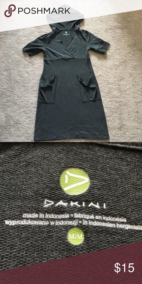 3e6b232c5e4 Dakini Casual Tunic or Dress GUC with slight pilling underneath the arms.  Great over leggings