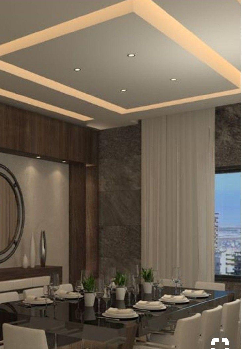 Minimalist Simple Kitchen Ceiling Design Wowhomy
