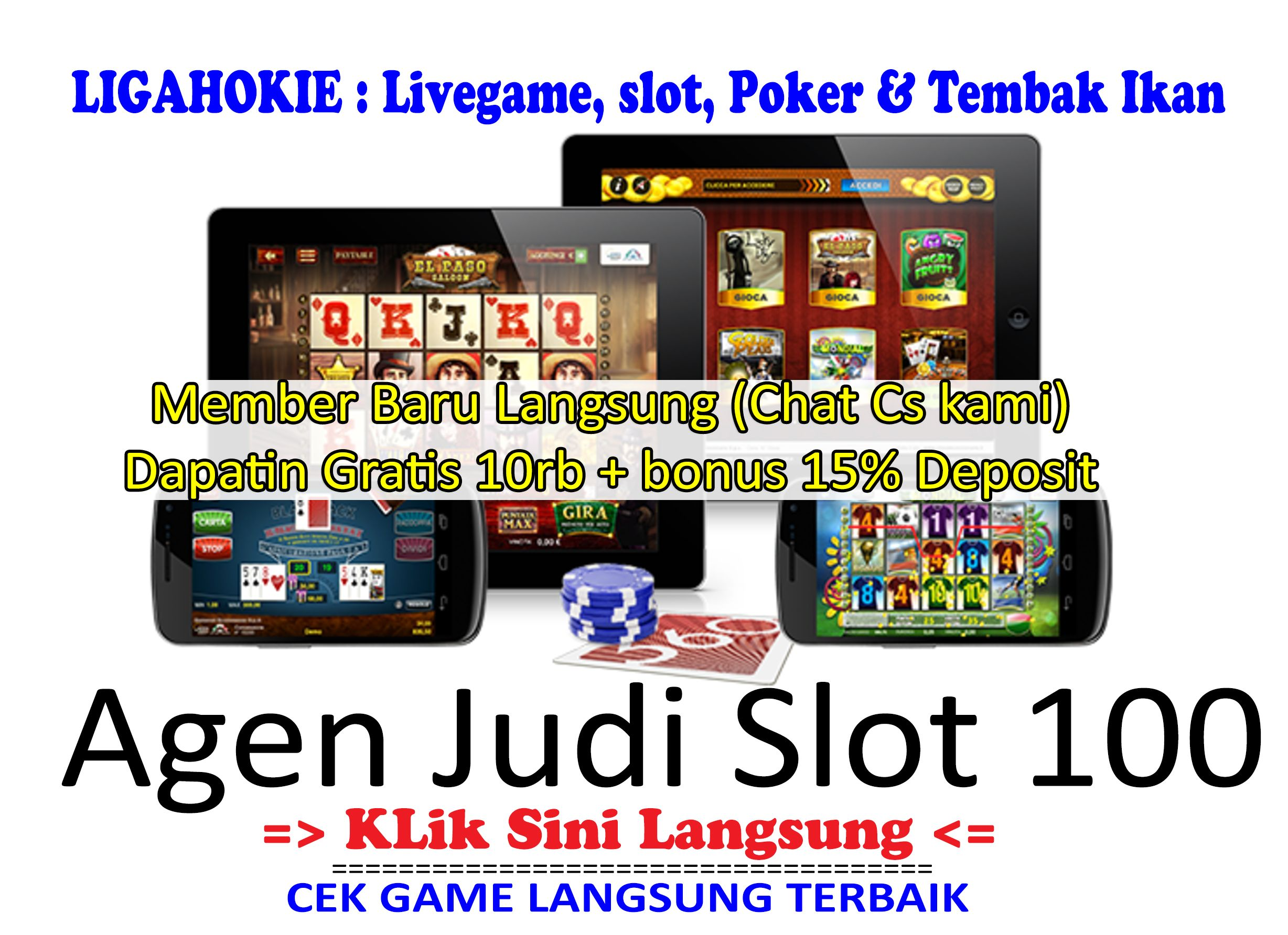 Pin On Agen Judi Slot 100