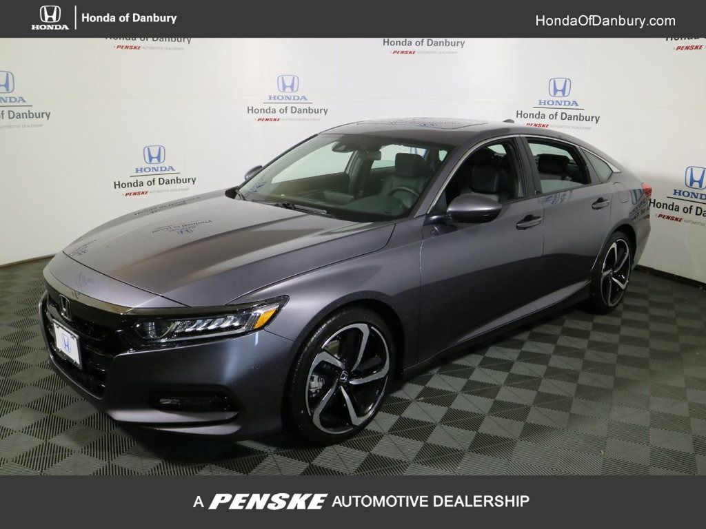 2019 Honda Accord Sport 20t Manual Honda accord sport