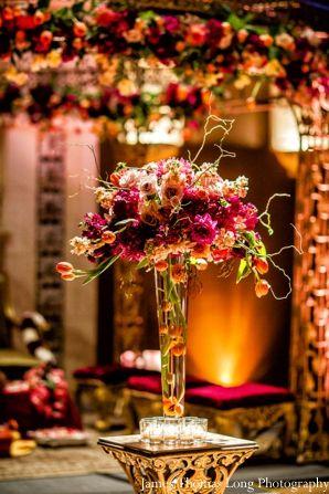 Indian Wedding Decor Ideas Indian Wedding Flowers Indian Wedding Decorations Wedding Table Decorations