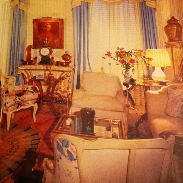 These Were The Kind Of Rooms She Had Lived In All Of Her