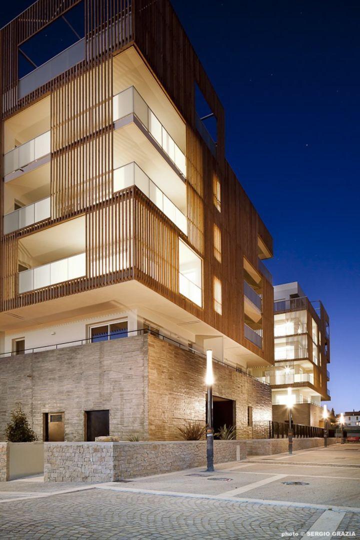 Montpellier, France Greensquare Flint Architectes | Architecture