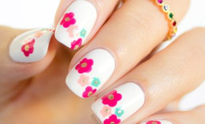 These Are Some Of The Most Beautiful Nails To Try This Spring