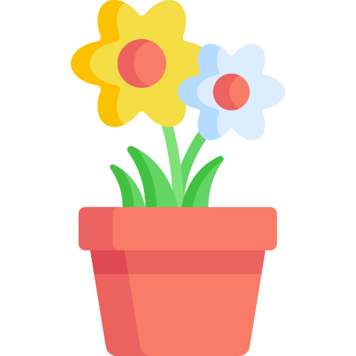 Flower Pot Free Vector Icons Designed By Freepik Vector Free Free Icons Vector Icon Design