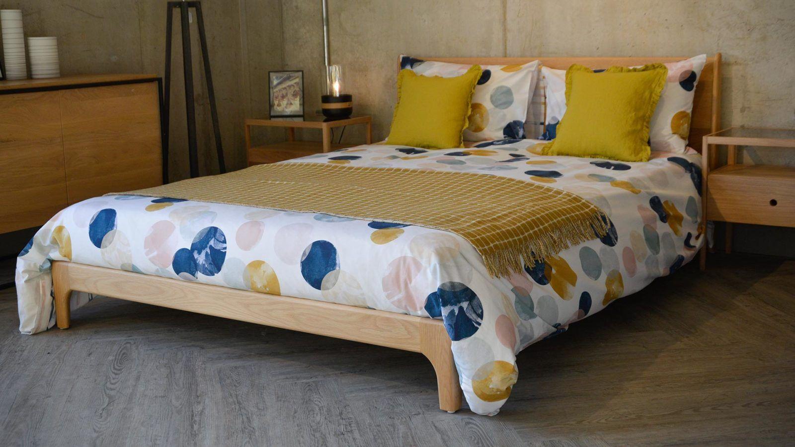 Modern, Reversible Cotton Duvet Sets Watercolours