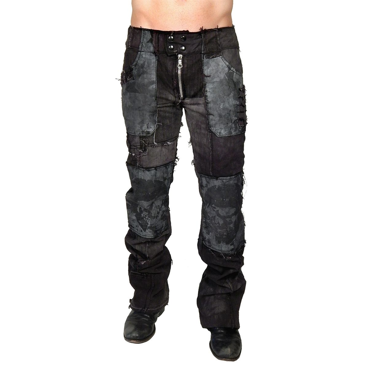 Mens Bondage Pants