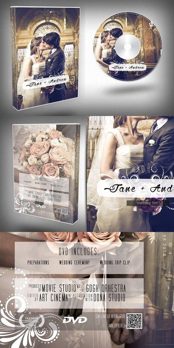 Elegant Wedding Dvd Cover Wedding Dvd Cover Wedding Dvd Wedding Dvd Design