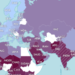 Map What Countries Have The Worst Gender Gaps Gender Inequality Essay Contests History Essay