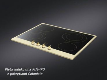 Plyta Indukcyjna Smeg Cortina Pi764po Kitchen App Ping Pong Table Smeg