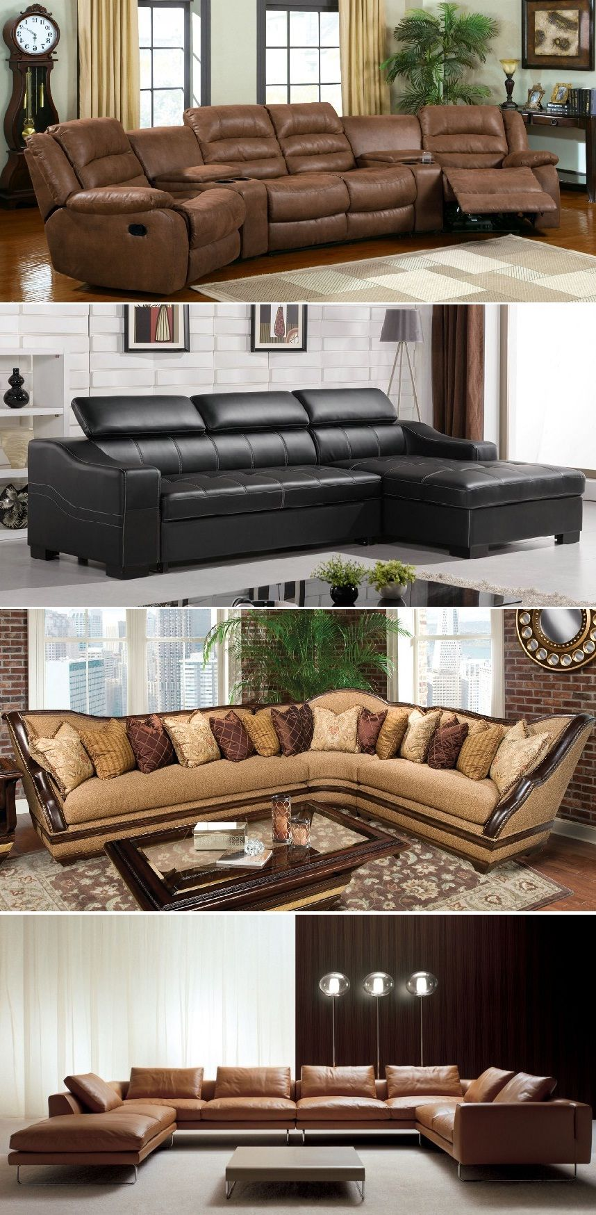 Most Comfortable Sectional Sofa 2019