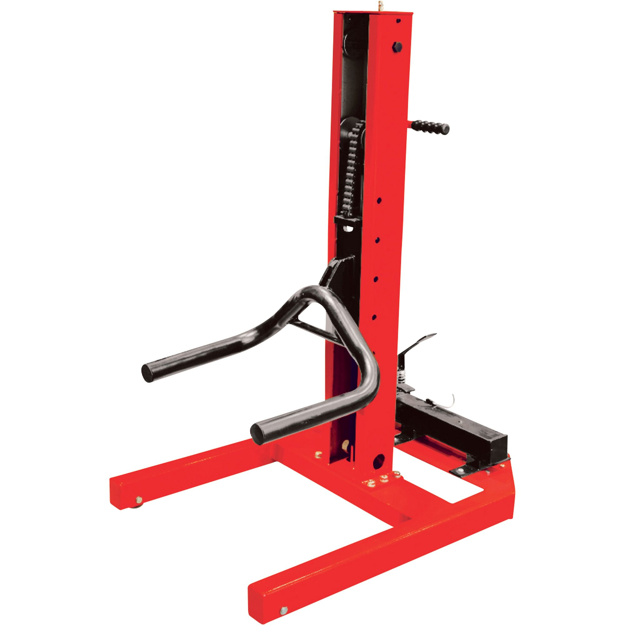Torin Car Lift 3000 Lb Capacity Model Tra6000b Single Post