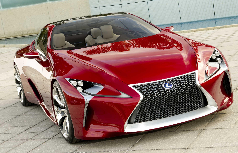 Lexus LFLC Dream Big! Fast sports cars, Sports cars