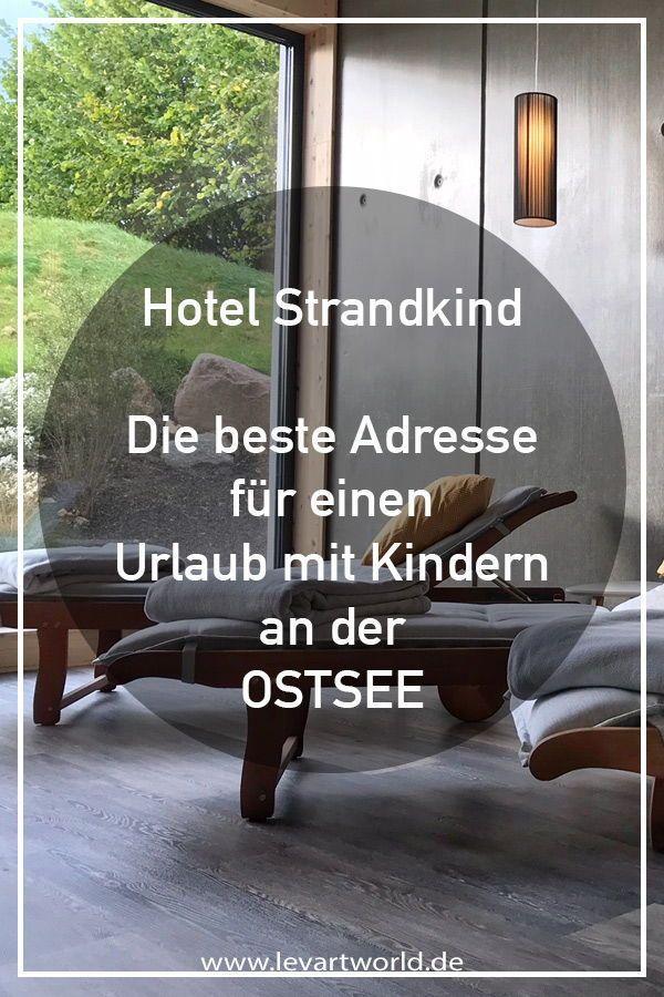 Nachhaltig reisen - Hotelempfehlung Ostsee mit Kind #baltic