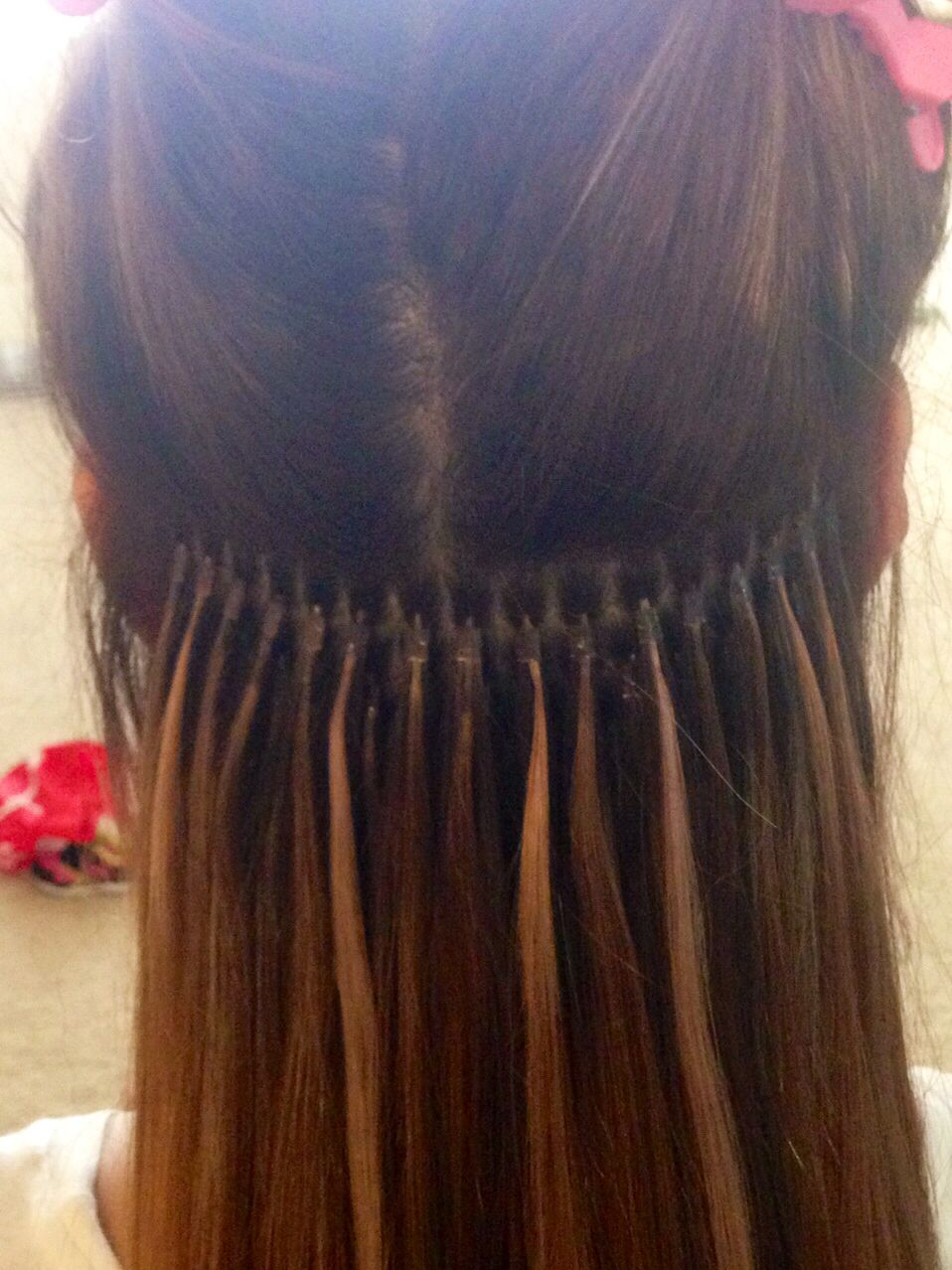 Microlink Hair Extensions The Most Natural Looking And Least