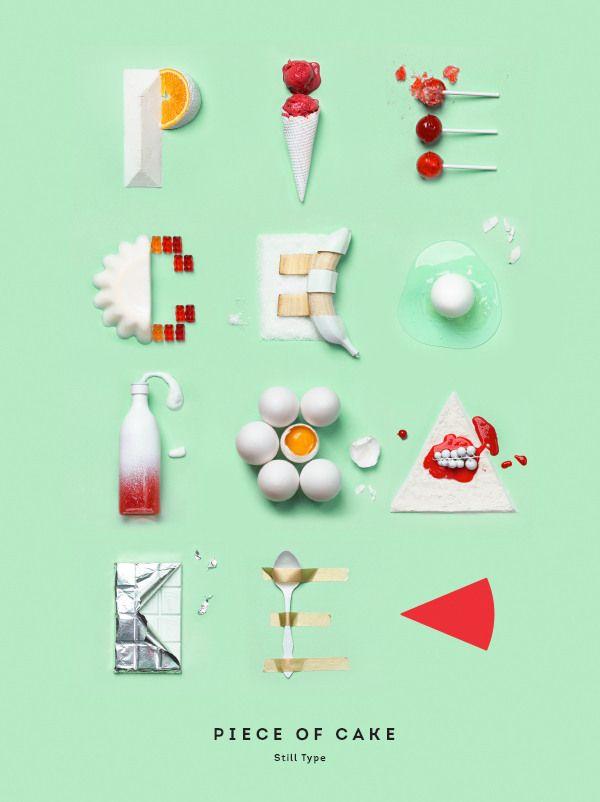 Piece of Cake by Luda Galchenko
