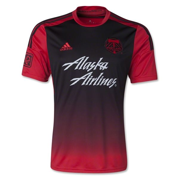 Portland Timbers 2014 Replica Secondary Soccer Jersey