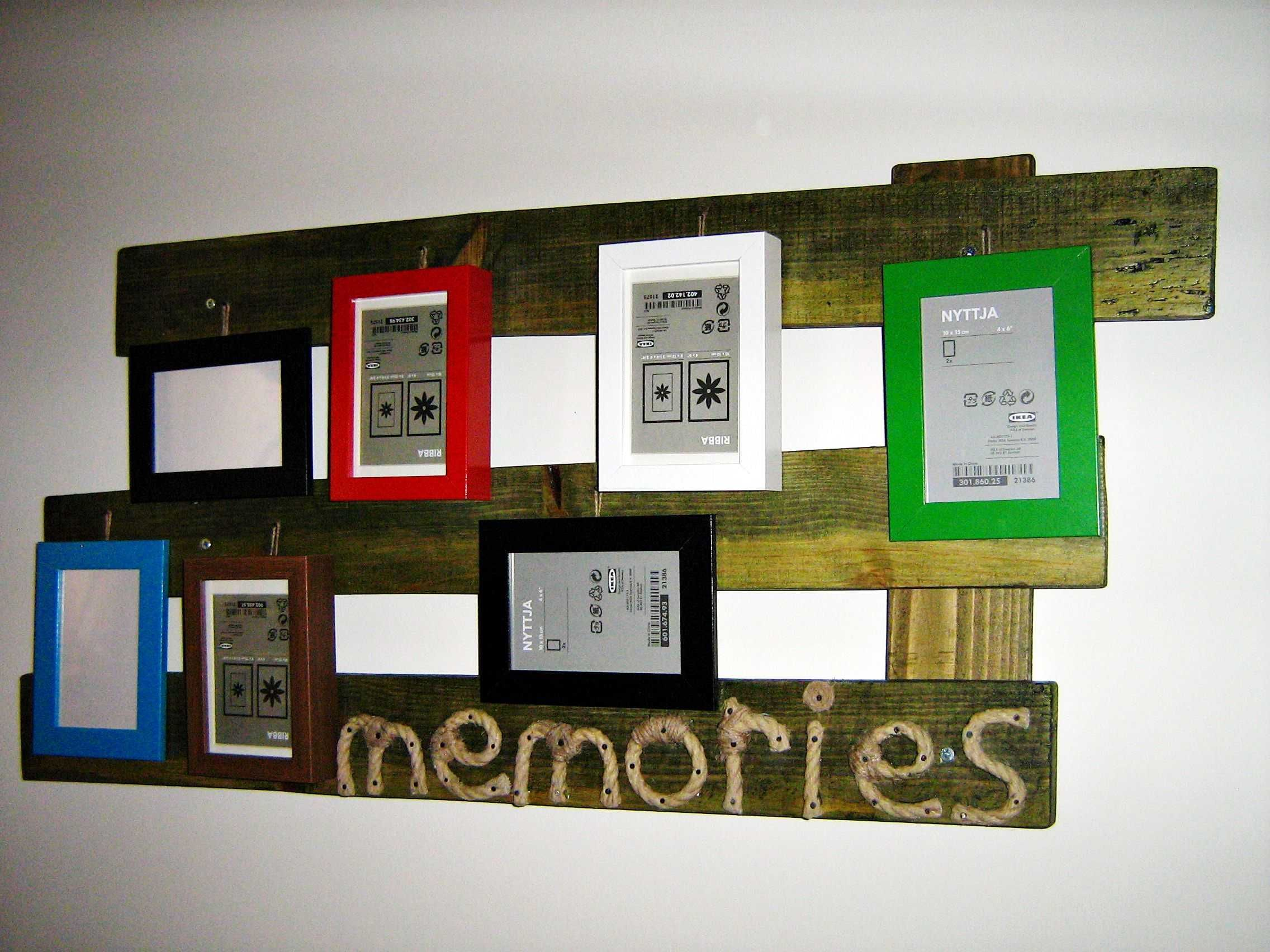 Pallet board for picture frames pallets pallet furniture and