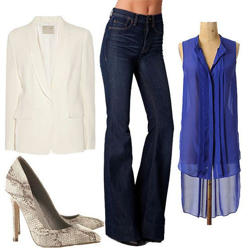 563c7a7a322 FabSugar  5 Ways to Wear a White Blazer