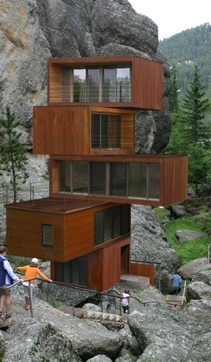 Shipping Container Architecture Modern Architecture House Container House