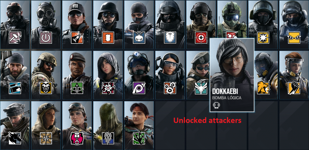 The Finest Rainbow Six Siege Attacking Operators In 2020 In 2020