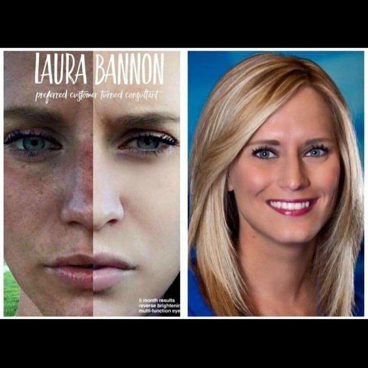 TV meteorologist, Laura Bannon, customer turned consultant ...