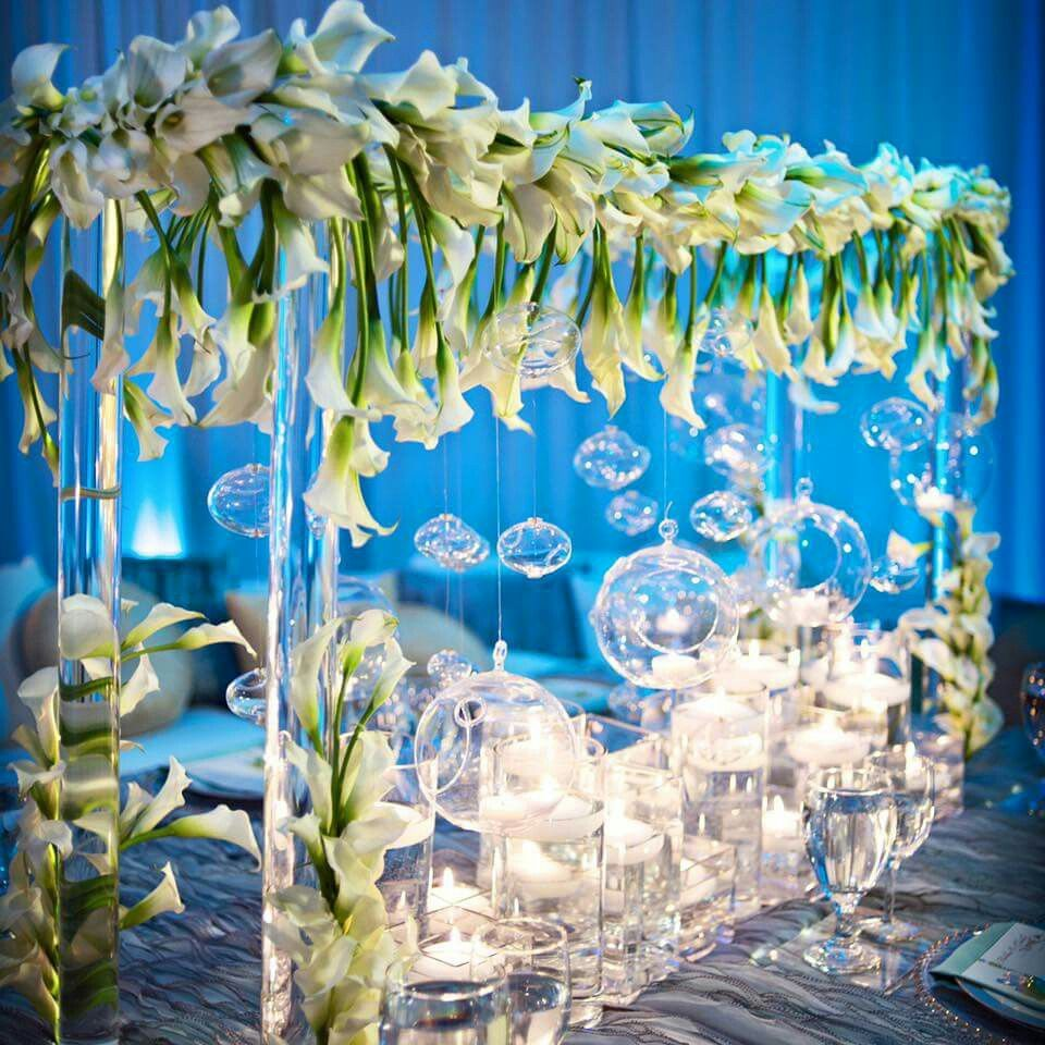 Pin by etaka jing on centerpieces pinterest centerpieces and wedding hanging calla lilies for a touch of magic with its a big weekend for lilies bunnies easter eggs and chicks junglespirit Image collections