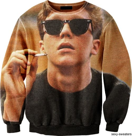 Raddest sweatshirt. http://www.holidaymatinee.com/2012/03/05/the-next-epidemic-is-warm-and-cozy/