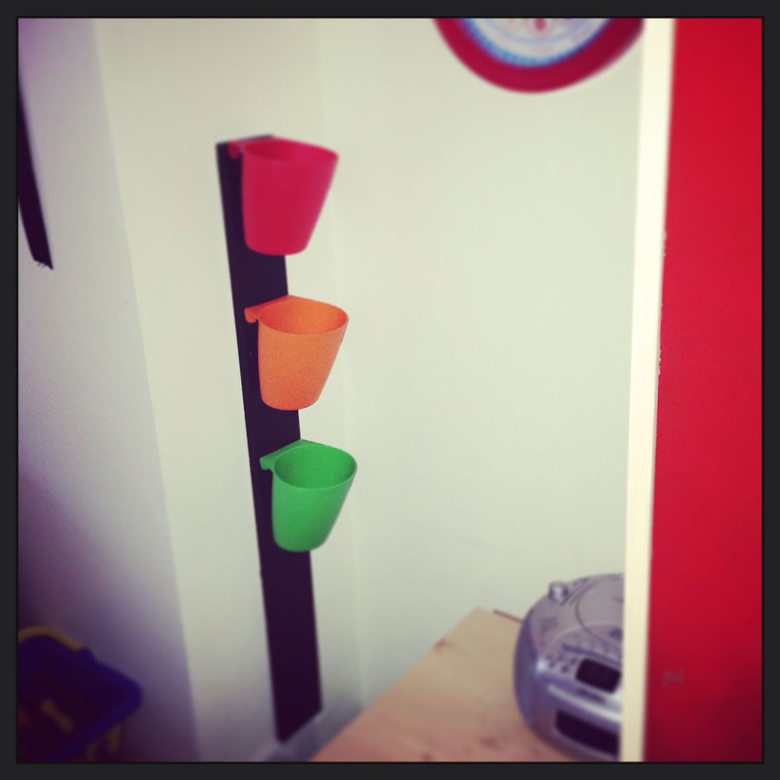Traffic Light Bedroom Storage For Car Mad Boys Made From A Plank - Traffic light for bedroom
