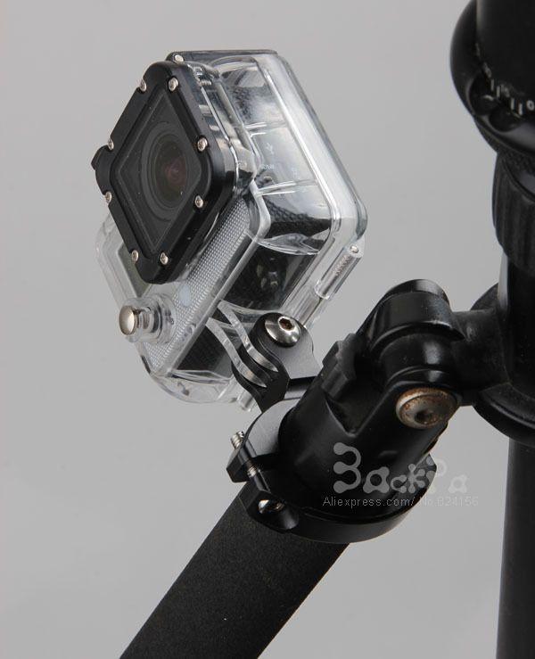 Bike Bicycle Mount Holder Fits for GoPro HERO 4 3+ 3 SJ4000 SJ5000 SJ6000 Mini Camcorder Accessories