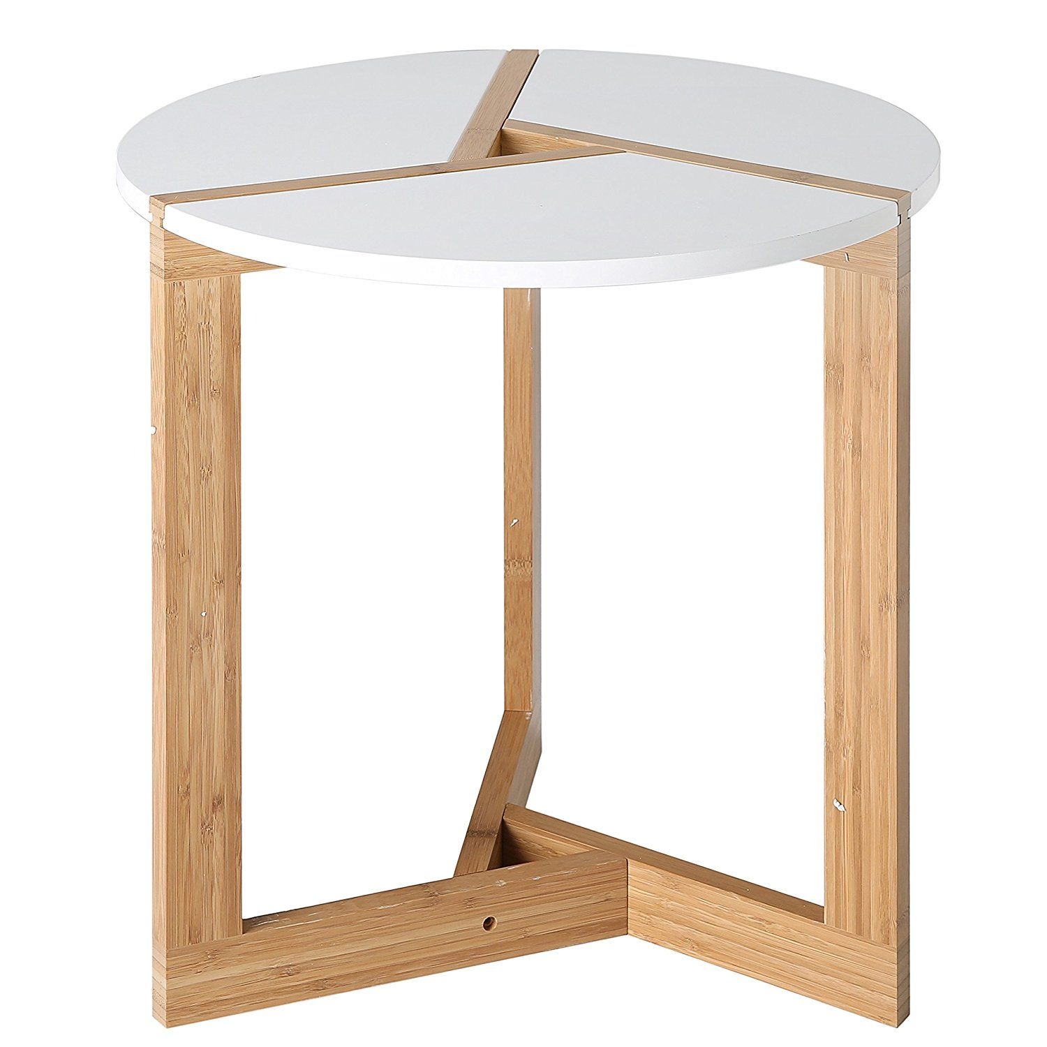 modern round end table  lih end table under   pinterest  - modern round end table