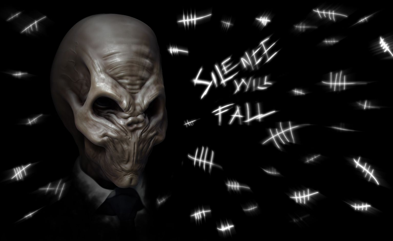 Silence Will Fall The Silence Doctor Who Silence In The Library Doctor Who