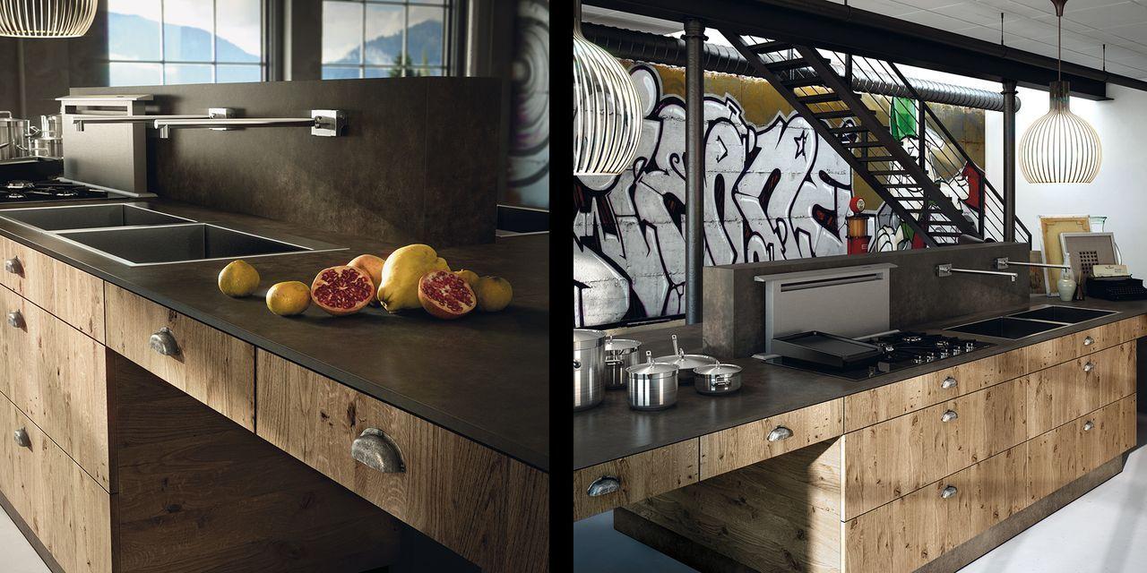 cuisine en bois design - recherche google | cuisine design