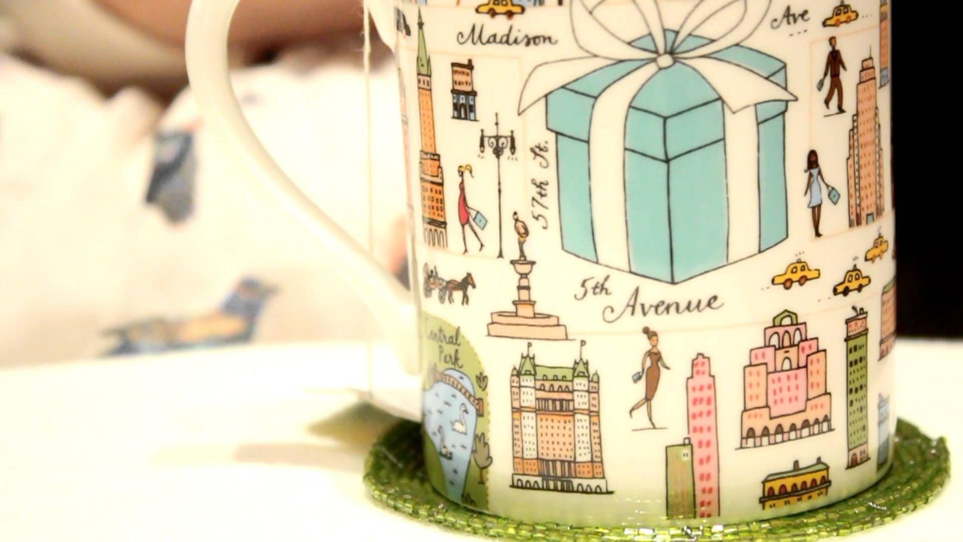 Tea Time With Jojo كوني أرقى و ابعدي عن السلبيه Glassware Madison Mugs