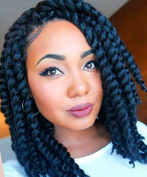 Natural Hairstyles For African American Women And Girls Natural